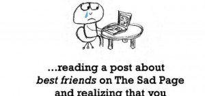 losing your best friend sad quotes