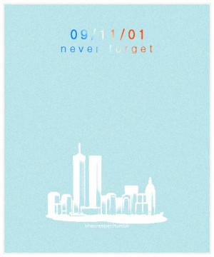 Never forget. Where were you this day 10 years ago? I was at work ...