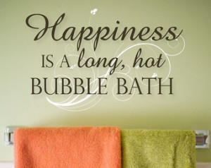 Dettagli Hot Bubble Bath...