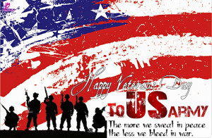 Veterans Day Quotes and Sayings Thank You Cards