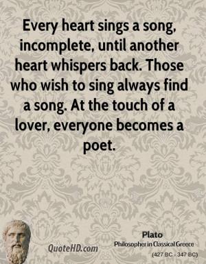 Plato Music Quotes Quotehd