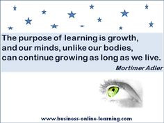 ... -learning-style.html Business Quotes, Adult Learning, Learning Styles