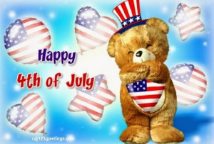 4th Of July Greetings, E cards and Sayings