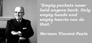 Norman vincent peale famous quotes 2