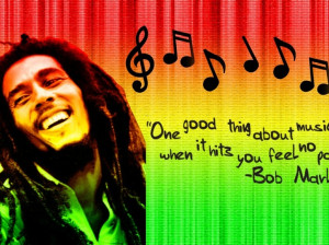 popular bob marley quote