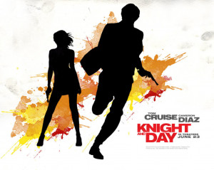 Knight And day Movie wallpaper Background