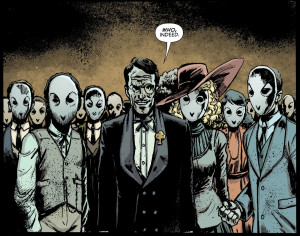 The Court of Owls (Batman and Robin 23.2)