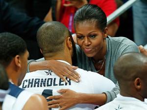 ... anthony LeBron James olympics team usa Tyson Chandler Russel Westbrook