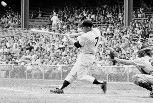Mantle is the gold standard for switch-hitters (SI)
