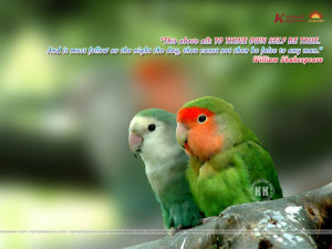 ... quotation - animal, shakespeare, parrot, quote, nature, bird