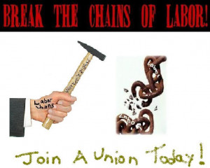 Labor Union Poster Image