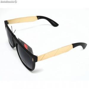 detallada de gafas de sol para mujer pasta estilo retro moda