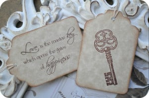 Lock And Key Love Quotes Love quote & skeleton key