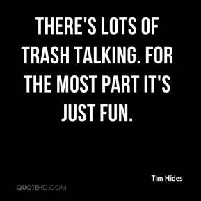 Trash Quotes