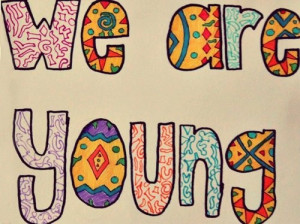 we are young (2)