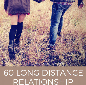 Family Quotes for Inspiration 60 Long Distance Relationship Quotes ...