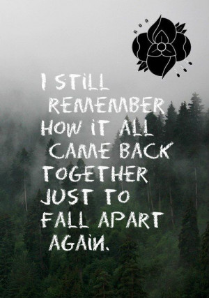 love quote music quotes song lyrics follow me Band bands love quotes ...