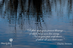 New Home Quotes Blessings A quote from charles dickens: