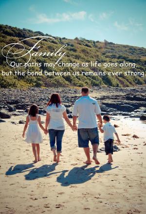 Family bond by Renee Lowe