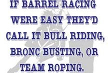 Barrel Racing Poems Quotes Pictures