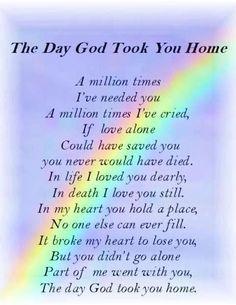 Missing Mom Poems After Death | Missing Deceased Mother Poems More