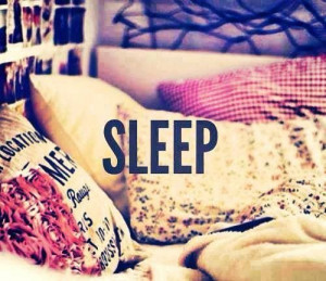 Dedication to restful and proper sleep hygiene. Not the most sexy ...