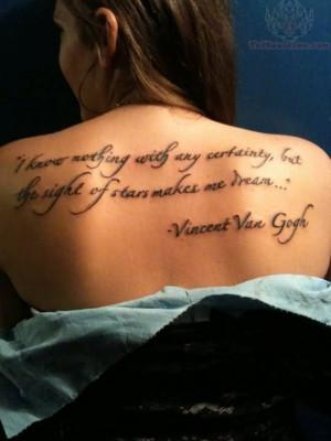 Buddhist Quote Tattoos