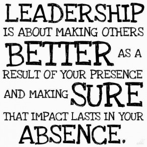 ... Leadership Quotes - Motivation Monday #37 {September 15, 2014