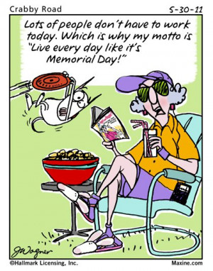 Note to Hallmark: For some, it IS Memorial Day every day