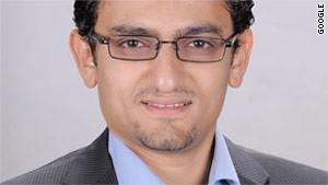 Wael Ghonim Twitter