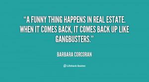 Typography Barbara Corcoran