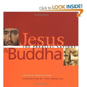 jesus and buddha the parallel sayings seastone and over 2