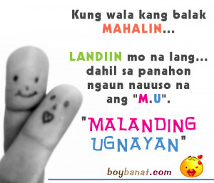 Funny Joke Tagalog Love Quotes
