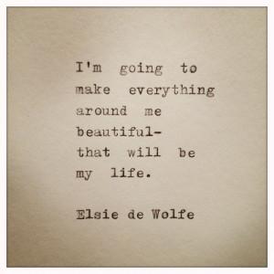 Typewriter Quotes Typed typewriter quote