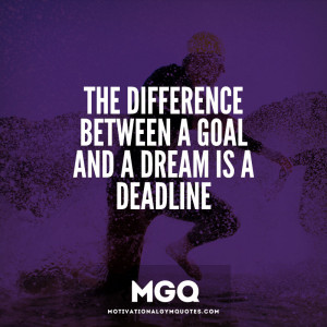 Inspirational Quotes About Dreams and Goals
