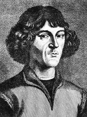 Nicolaus Copernicus 540