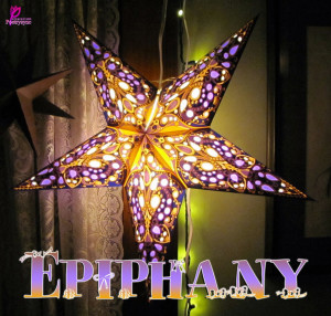Epiphany Star Picture Epiphany Holiday Wishes