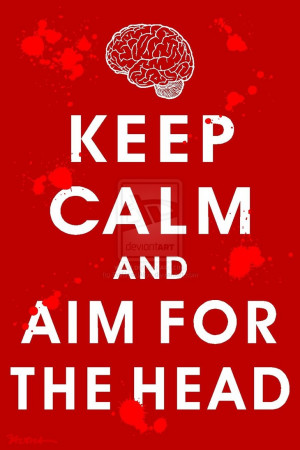 Keep Calm... by EvilDeadAlive