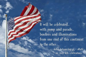 ... – USA Independence Day : Quotes, Quotations, Sayings and Thoughts