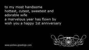 PAPER 1ST WEDDING ANNIVERSARY POEMS