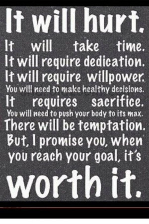 Motivational Quote For Weight