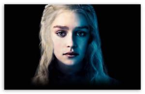 Game of Thrones Khaleesi and Drogo