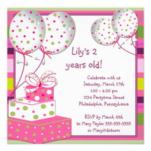2nd Birthday Quotes For Girl QuotesGram