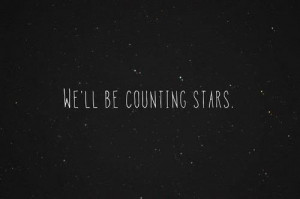 best, counting, love, love quote, lyrics, music, song, stars
