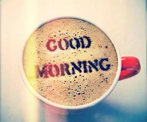 Good Morning! xx Nice sleep last night:)