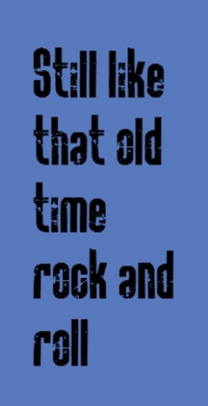 Rock Music Lyric Quotes Rock & roll song lyrics,