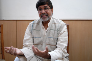 Kailash Satyarthi Indian Link
