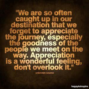 appreciate YOU ♥