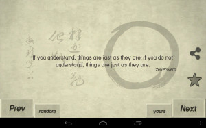 zen philosophy quotes