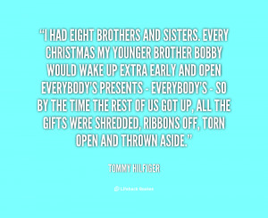 Quotes About Brothers and Sisters